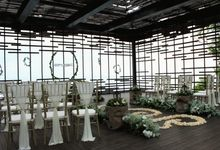 Alila Blessing Decoration by Bali Wedding Planner