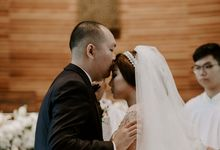 Poris & Sheila Wedding Day by KIN Moments