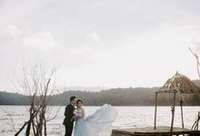 Kevin & Agnes Romantic Gateaway by KIN Moments