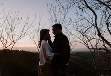 Prima & Novia Romantic Gateaway by KIN Moments