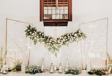 The Wedding of Randy & Rulin by Elior Design