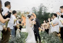 The Wedding of Hansen and Nerisa by Elior Design