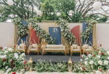 The Wedding of Laras and Dhika by Elior Design