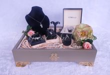 Wedding Gifts Tray - Baki Sangjit by TGAF (The Great Art Factory)