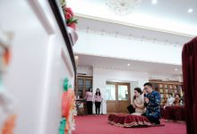 Feby and Evelyn Wedding Day by Lady Quissera