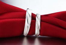 Peerless Duo Ring by TIARIA