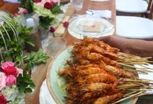Food Sample by Excelsior Bali Catering