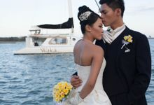 Wedding WakaSailing by WakaGangga Resorts