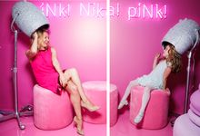 Pink by Maria German decor