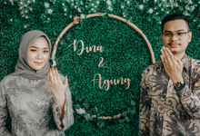 Engagement Dina & Agung by Kmproduction