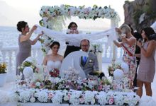 Persian wedding of Bahar & Andreas by Wedding City Antalya