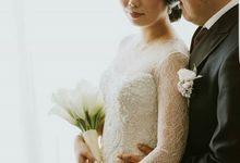 Anthony & Henny Wedding by Tefillah Wedding