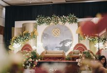 The Wedding of Eduard & Anastasia by Elior Design