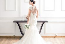 All That Bali Wedding Dress by All that Bali Wedding