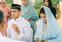 Wedding of  A & A by NBD Organizer