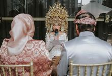 Elisa & Faris Wedding by Speculo Weddings