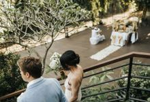 Elisa & David Balinese Elopement by Sthala, A Tribute Portfolio Ubud Bali by Marriott International