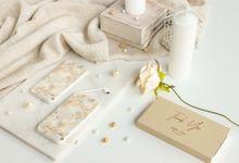 Customized Powerbank - Martin & Livia Wedding by PORTÉ by Clarin