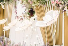 The Wedding of Eriely Lukman by Elior Design