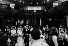 The wedding of Filipus Neri Daniel Ramli & Sabina Eins Francine by ID Organizer