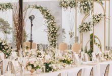 The Wedding of Novilia & Didik by Elior Design