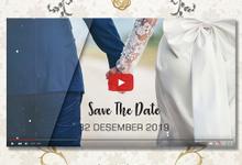 Undangan Digital - Video Undangan Pernikahan by keundangan.id