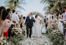 Kiyomi & James Wedding by Delapan Bali Event & Wedding