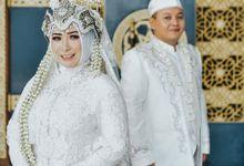 Marriage of Ima dan Anggara by Alulla Bride