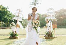 Wedding of Susan & Richard by Mata Zoe