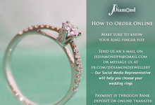 Order Online is now available by J's Diamond Jewellery