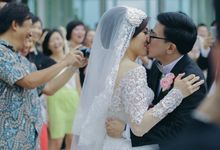 Brian & Imelda Bali Wedding by Ian Vins