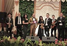 The Wedding Of Baskara & Fullia by Starlight Entertainment