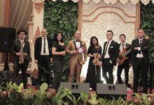 The Wedding Of Baskara & Fullia by Starlight Entertainment