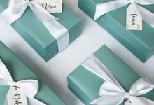 Hampers for Your Bridesmaid by Infinity Planner