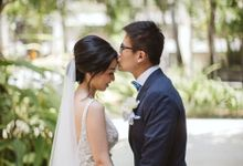 The Wedding of Nick & Phebe by Bloom Gift