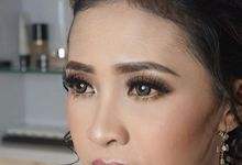 Wedding Make Up  by shabrinamakeup