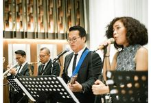 Benny & Via Wedding by Archipelagio Music