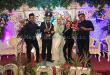 Acoustic Band for Wedding Reception  by Dream Art Musical