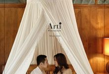 Yance + Eve | I'm yours by Arti Portraiture