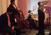 Pullman Central Park - Dennies & Melysa Wedding Reception by Jova Musique
