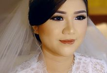 Wedding makeup for Ms. Gita  by Suzuko Muto Makeup Artist