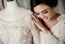 THE WEDDING OF RENO & JENI by ODDY PRANATHA BRIDAL