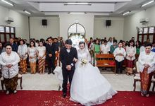 Wedding Pristi & Marlyn by Maftuh Motret