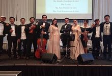 The wedding of Dyan & Eli by Wijaya Music Entertainment