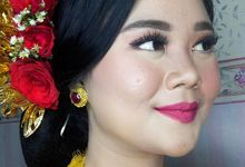 Balinese Wedding by Ayu Cintya