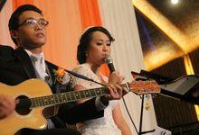Upperroom - Yossy & Cindy Wedding Reception by Jova Musique