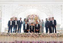 Rizky Dwi Saputra & Fitria Arsyad Wedding by VVIP Organizer