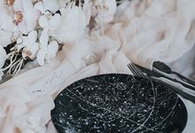 Celestial Allure by kiss from fleur | boutique event styling