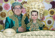 mita & indra by instafunbooth