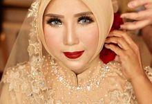 Wedding Makeup by Devi Lie